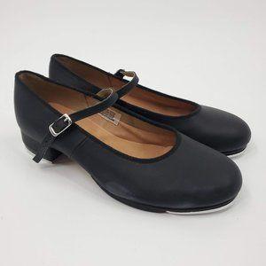 Bloch Black Leather Tap Shoe 7.5